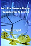 img - for Jobs For Finance Majors book / textbook / text book
