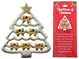 Traditions of Christmas Holiday Tree Pin w/ Carded Verse