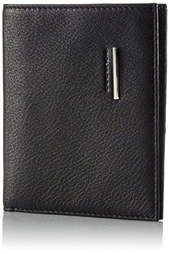 Portafoglio uomo Piquadro Modus nero con portacarte di credito PU262MO/N