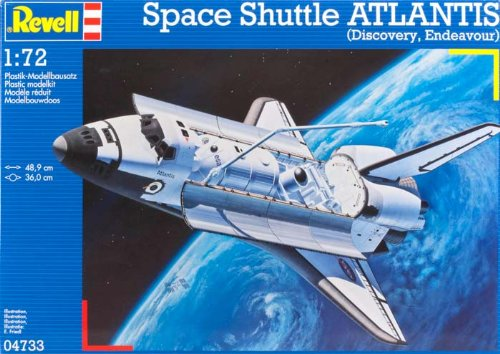 Revell of Germany Space Shuttle