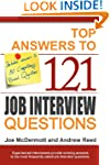 Top Answers to 121 Job Interview Ques...