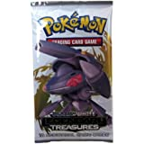 Pokemon Black and White Legendary Treasures Boosters