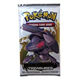 Pokemon Legendary Treasures Black & White Trading Card Game Booster Pack
