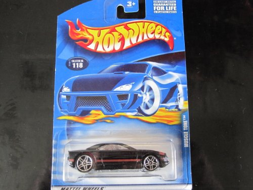 Muscle Tone 	2001 Hot Wheels #118 Pr5 Wheels - 1