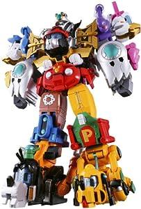 Bandai Tamashii Nations Cho Gattai King Robo Mickey and Friends Disney Chogokin Figure
