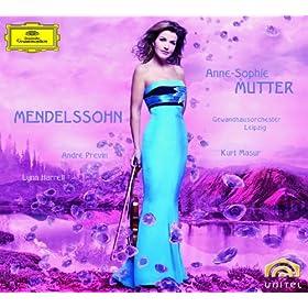 Mendelssohn: Violin Concerto Op.64; Piano Trio Op.49; Violin Sonata in F major (1838) [+digital booklet]