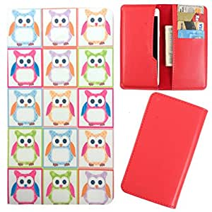 DooDa - For Samsung Galaxy S3 Mini PU Leather Designer Fashionable Fancy Case Cover Pouch With Card & Cash Slots & Smooth Inner Velvet
