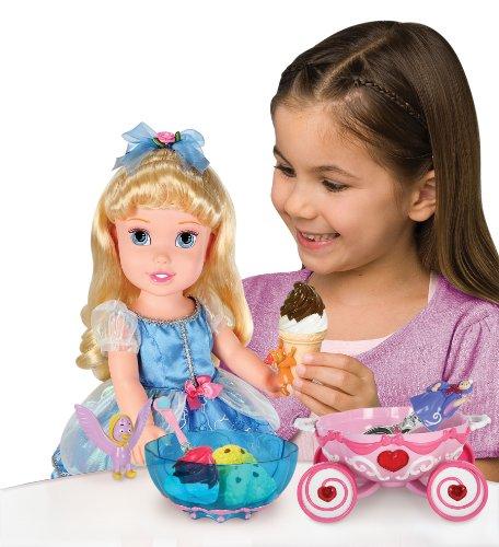 Disney Cindy Toddler Doll H15: Disney Princess Party Time Doll -Cindy