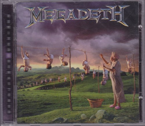 Youthanasia Remixed and Remastered by Megadeth