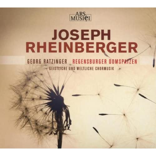 Rheinberger-Choral-Music-Regensburger-Domspatzen-Audio-CD