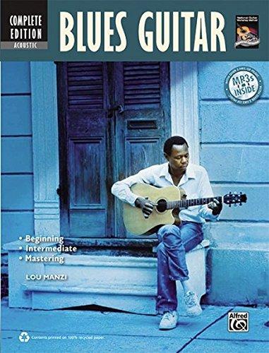 Acoustic Blues Guitar: Beginning-intermediate-mastering