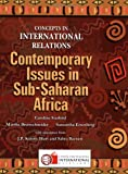 img - for Concepts in International Relations: Contemporary Issues in Sub-Saharan Africa book / textbook / text book