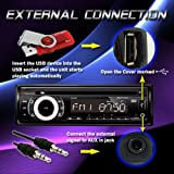NAKAMICHI NA400 CD DVD MP3 WMA USB AM FM AUX IN Car Stereo Player 3V Mono Subwoofer line output (level control)