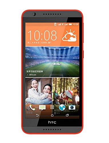 "NEW 5.5"" HTC Desire 820 Dual SIM 4G LTE 16GB Orange-White UNLOCKED 1 Year Warranty"