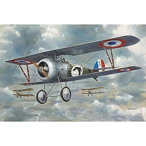 Maquette Nieuport 24, 1ère GM