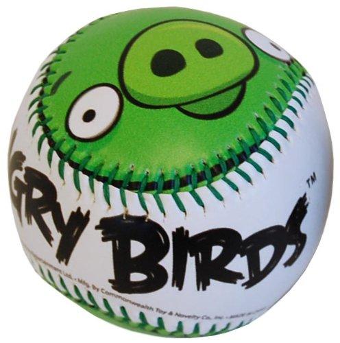 Angry bird baseball (Green Pig) - 1