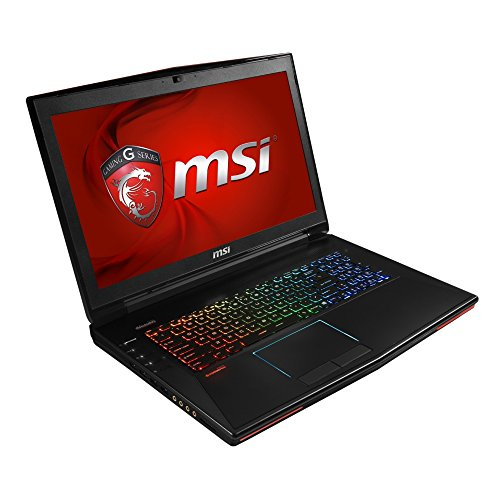 Msi gt72 6qe dominator pro g 173 inch laptop intel core i7 6820hq 16 gb ram 1 tb hdd 128 gb ssd nvidia gtx980m graphic card windows 10