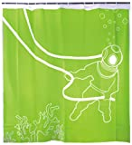 20,000 Leagues Under the Sea Shower Curtain