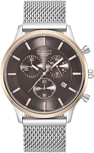 Gant Time da uomo orologio da polso al quarzo acciaio inossidabile gt002001
