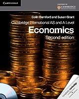 Cambridge International AS Level and A Level Economics Coursebook with CD-ROM (Cambridge International Examinations)
