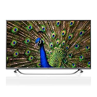 LG 43UH750T 109.22 cm (43 inches) 4k Ultra HD LED IPS TV (Black)