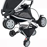 Quinny Zapp Stroller Basket (Black) Shopping BASKET zap quiny