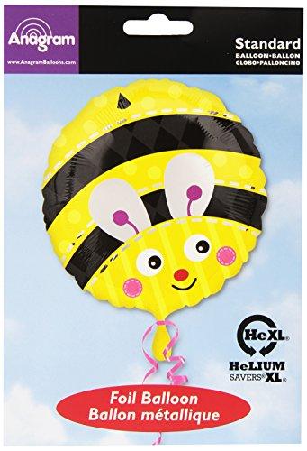 18 Inch Mylar Balloon Bumble Bee Birthday