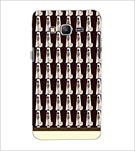 PrintDhaba Pattern D-1923 Back Case Cover for SAMSUNG GALAXY GRAND PRIME (Multi-Coloured)