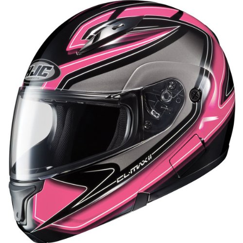 HJC Zader Women&#8217;s CL-MAX II Street Bike Motorcycle Helmet &#8211; MC-8 / Medium
