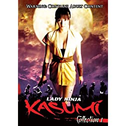 Lady Ninja Kasumi Collection 1