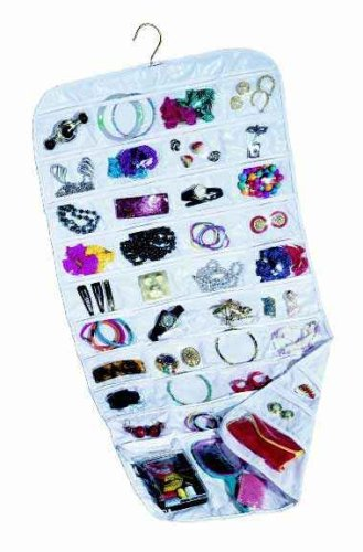 Hanging Jewelry Organizer (Clear/Natural
