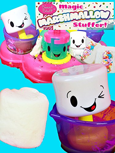 CANDY MARSHMALLOW Maker Magic Marshmallow Stuffer Sprinkles & Candy Treats DIY At Home