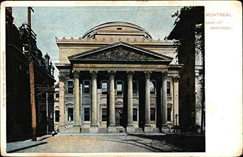 bank-of-montreal-montreal-quebec-canada-original-vintage-postcard