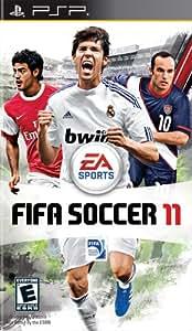 FIFA Soccer 11 - Sony PSP