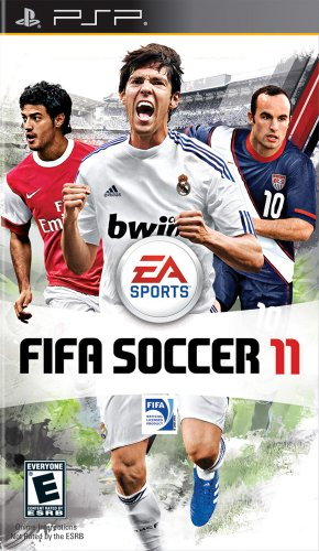 FIFA Soccer 11 - Sony PSP - 1