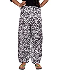 Bright & Shining Women Black Cotton Pyjama