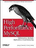 img - for High Performance MySQL 1st edition by Jeremy D. Zawodny, Derek J. Balling (2004) Paperback book / textbook / text book