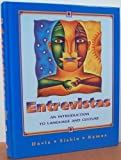 Entrevistas: An Introduction to Language and Culture, w/CD (0072300531) by Davis