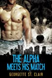 img - for The Alpha Meets His Match (A paranormal romance) (Shifters, Inc.) book / textbook / text book