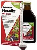 Salus Kräuterblut Floradix mit Eisen 500ml