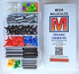 Organic Chemistry Molecular Model Set (140 pieces)