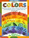 img - for Early Themes: Colors (Grades K-1) by Scholastic Books (1999-01-01) book / textbook / text book