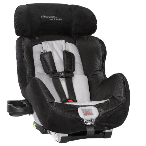 convertible child seat for car the first years true fit recline convertible car seat city chic. Black Bedroom Furniture Sets. Home Design Ideas