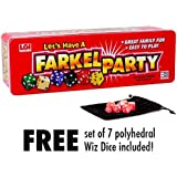 Farkel Party with Free Set of Wiz Dice