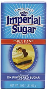 Amazon.com : Imperial Powdered Sugar, 1-Pound (Pack of 8