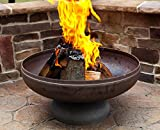 Ohio-Flame-30in-Diameter-Fire-Pit-in-Natural-Steel-Finish