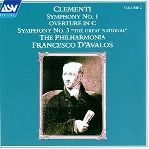 Symphonies 1 & 3 / Overture in C