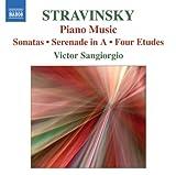 ストラヴィンスキー:ピアノ作品集