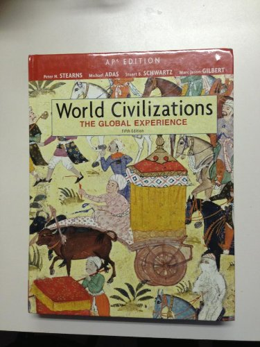 World Civilizations: The Global Experience: AP Edition (Ap World History Textbook compare prices)