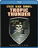 Tropic Thunder (Directors Cut) [Blu-ray]